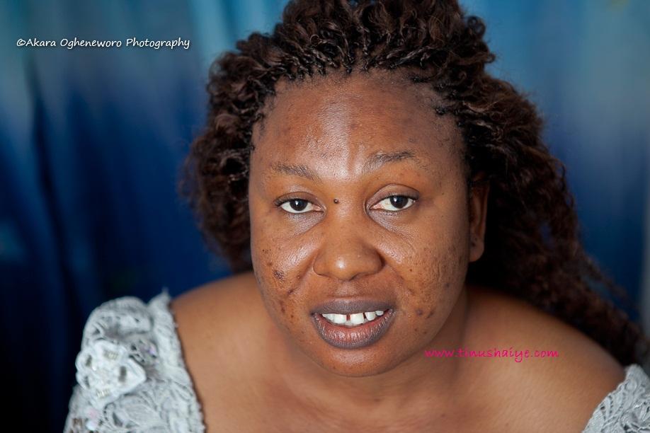 Makeup Ideas nigerian makeup : Top Nigerian Makeup Artist TinuShaiye Bonny Ttraditional Marraige 2