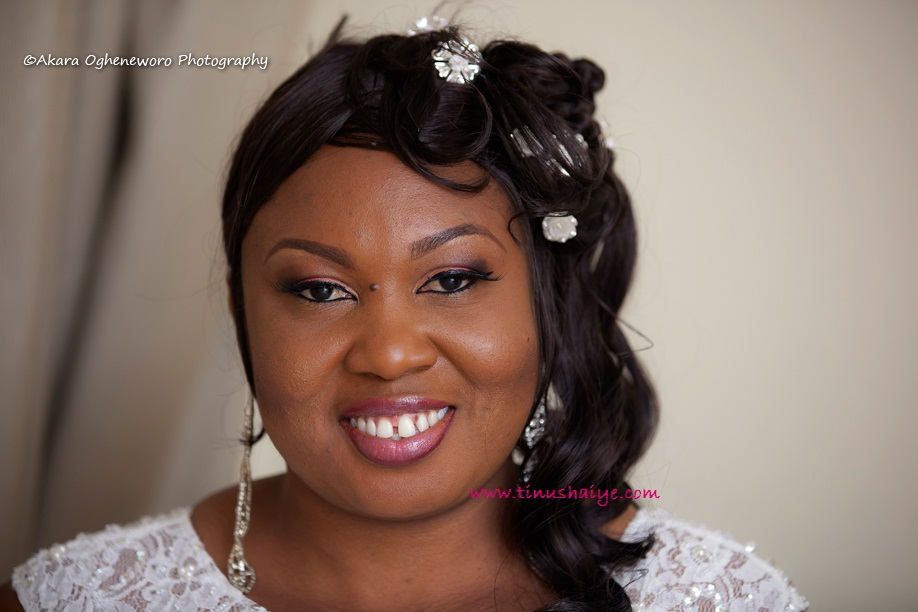 Top Nigerian Makeup Artist TinuShaiye Bonny Ttraditional Marraige 7